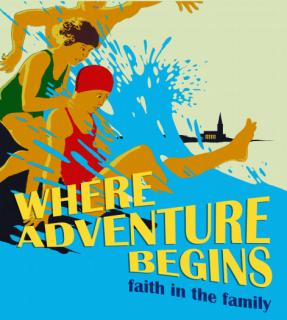 """Where Adventure Begins"""