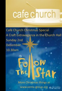 Christmas Cafe Church