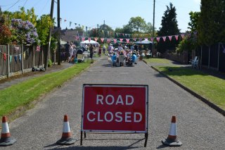Caistor Street Party, 20th May 2018