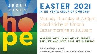 Sunday worship online!
