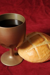 Informal Holy Communion