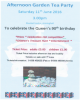 Queen's birthday tea party, Arminghall thumbnail